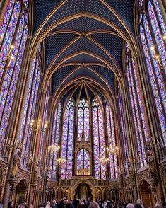 Likes, 169 Comments - Francesca & Tommaso Saint Chapelle, Nature Music, Travel Abroad, Barcelona Cathedral, Architecture Design, Travel Destinations, Places To Go, Ocean, World