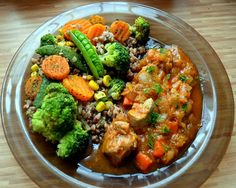 ŻYCIE OD KUCHNI: nasz dzienny jadłospis w diecie 1200 kalorii