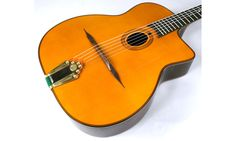 The ultimate Gypsy Jazz guitar!