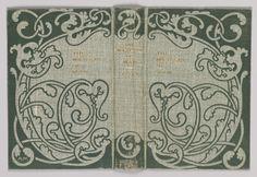 The Majesty of Man: A Novel  Designer: Alice Cordelia Morse (American, Ohio 1863–1961) Author: Louie Alien Baker, known as Alien (New Zealander, Aston, Warwickshire 1858–1926) Publisher: Dodd, Mead & Co. Date: 1896
