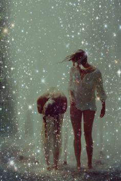 glitter days #glitter #shine #bright #light