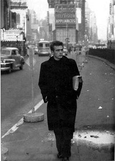 thefashionatelier — letterstovariouspersons: James Dean, photograph...