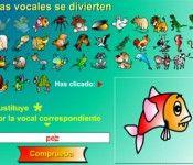 Jugamos con las letras. Gobierno de Canarias.