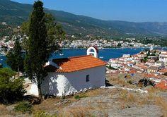 Island of Poros Greece