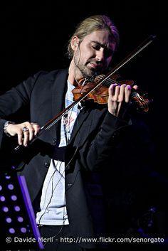 David Garrett ♪ @ Teatro Smeraldo, Milano. Pics by Davide Merli
