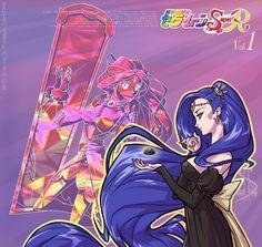 Sailor Moon / Nehelenia and Zirconia / fan art