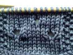 The dreaded double yarnover on the LoveKnitting blog