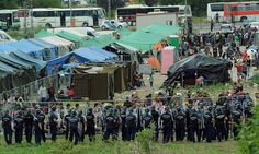Read the following article paper on Migrant Crisis in Europe: Refugees Driven to Highly Guarded Camps in Hungary