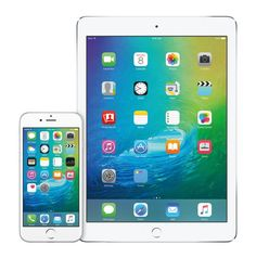 iOS 9 on iPhone and iPad - image copyright Apple Inc.