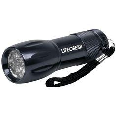 Life+gear 160-lumen Mini Max Zoom-focus Flashlight