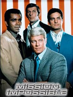 mission impossible tv show - Google Search