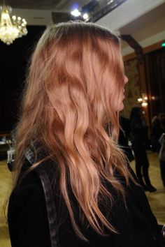 strawberry blonde: this is what my hair color currently is!!!! I love it so so so much!!!