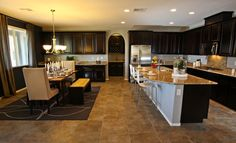 Madison Grove, Providence, kitchen and dining
