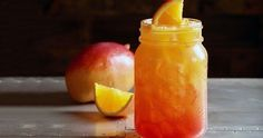Keep summer alive all year with this tropically inspired cocktail.
