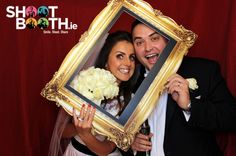 Shoot Booth is Ireland's leading supplier of photo & video booths nationwide. Wedding Blog, Our Wedding, Wedding Venues, Amazing Weddings, Ireland, Wedding Reception Venues, Wedding Places, Irish