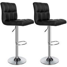 Juego de 2x taburetes de bar taburete oficina casa diseño barra set 1x Lounge