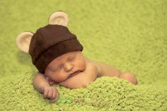 Baby mouse hat