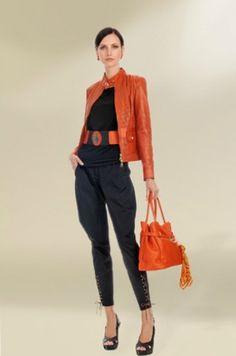 Luisa Spagnoli collezione abbigliamento moda donna catalogo primavera estate 2012