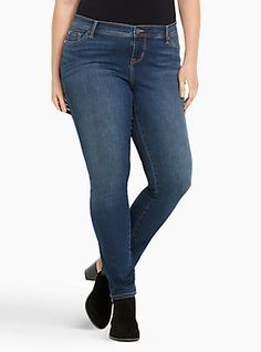 e80ecc49b79 Plus Size Skinny Jeans   High Waisted Jeans
