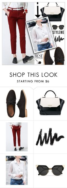 """STYLEWE 02/10"" by shambala-379 ❤ liked on Polyvore featuring Gap, Fendi, philosophy and stylewe"