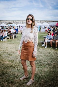 What to wear to your next music festival without being predictable