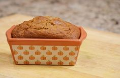"""""""Mini Pumpkin Breads, Family Favorites"""" Fall is here and I'm loving this cool and crisp weather. Once the leaves start to turn I find myself craving everything pumpkin. This Pumpkin Bread is one of my favorite recipes ever! It's light, moist and incredibly delicious. View recipe here - http://sagespoonfuls.com/recipes/81 #sagespoonfuls #lizahuber #pumpkin #pumpkinbread #recipe #makeyourown #homemade #organic #food"""