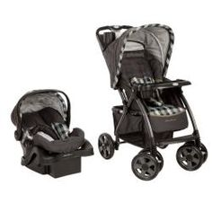 @Overstock - Travel in style and comfort with this Trailmaker Travel System by Eddie Bauer. The travel system includes a one-hand fold and stand stroller and a side impact protected rear-facing infant car seat.http://www.overstock.com/Baby/Eddie-Bauer-Trailmaker-Travel-System-in-Evergreen/6593283/product.html?CID=214117 $199.99