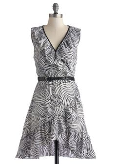 The librarian in me had to get this one - CITE! Make Quote of It Dress, #ModCloth #bought #noworneversale