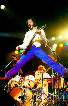 Pete Townshend - The Who, Deep End, Ronnie Lane, Thunderclap Newman