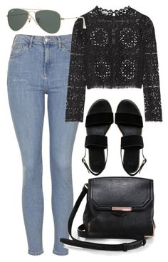 """""""Untitled #4614"""" by style-by-rachel ❤ liked on Polyvore featuring Topshop, Temperley London, ASOS, Alexander Wang, women's clothing, women, female, woman, misses and juniors"""