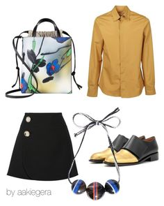 """Maybe you?"" by aakiegera on Polyvore featuring мода и Marni"