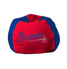 MLB® Atlanta Braves Bean Bag Chair