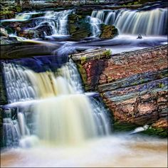 """~ Urban Flow ~: Photography Beautiful - """"photography beautiful: ~ Urban Flow ~ Image by ViaMoi Located in the city of Ottawa, Canada's National Capital. Hog's Back Falls It's always nice to visit the falls and practice some goodold long expo O Canada, Ottawa Canada, Beautiful Places, Beautiful Pictures, Landscape Lighting Design, North America, Sunrise, Scenery, Flow"""