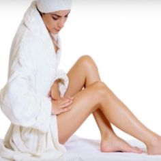 Wrap legs in cloth soaked in apple cider vinegar 2x a day for 4 weeks to reduce spider veins -- WHO KNEW?!