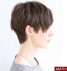20 photos superbes de cheveux courts - Coupe de cheveux