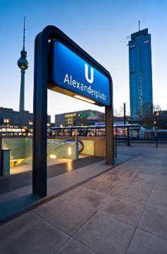 Meine Berlin-Alexanderplatz (nicht meine foto!)