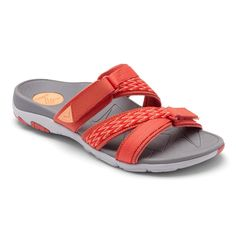 b05ee9b6e06c Vionic Sage Braeden - Womens Slide Sandal - Free Shipping Returns Walking  Sneakers For Women