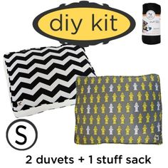 diy kit - choose your own (small) These are amazing and very reasonably priced. Duvet covers for pet beds , genius. Just bought 4 ! lol