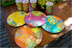 Here are some examples of my art that I have for sale on my Fine Art America site . I have been drawing and painting for many years and have quite a collection of art which will make fine prints. Dinnerware Designs, Melamine Dinnerware, Colorful Flowers, Flower Patterns, Easter Eggs, Fine Art America, Campervan, Drawings, Prints