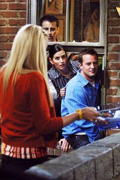 #Chandler #Joey #Monica #Phoebe
