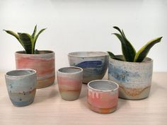 Melbourne based ceramics label Takeawei @tkawei creates fun functional hand crafted ceramics for the home. Drawing inspiration from nature beach culture food fashion...and the universe Takeawei mixes organic shapes and textures with bright colours and a sense of humour. We have new planters tumblers and serving bowls in store now. #koskela #ceramics #madeinaustralia