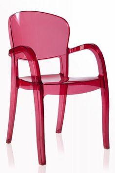 KRZESŁO JOKER GHOST rubin by PLANETA krzesła