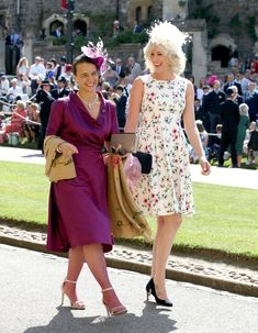 4edb143a37 All The Guests Attending Prince Harry and Meghan Markle s Royal Wedding