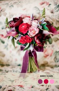 18 Fall Wedding Color Palettes - http://www.theperfectpalette.com - The Ultimate Wedding Color Resource
