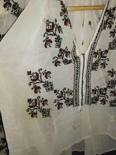 Folk Costume, Costumes, Folk Embroidery, Blackwork, Anthropologie, Pattern, Handmade, Blouses, Tops