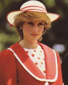 June 23, 1983: Princess Diana in St John's, Newfoundland. (Day 10)