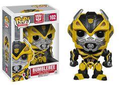 Pop! Movies: Transformers - Bumblebee | Funko B&N/hot topic/amazon