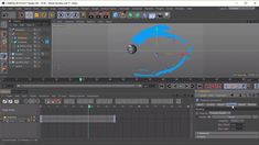 Creating a paint effect in Cinema 4D