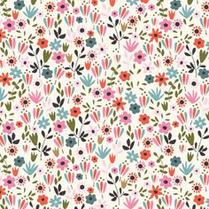 Beautiful Garden Girl by Tea and Sympathy for Studio E Fabrics