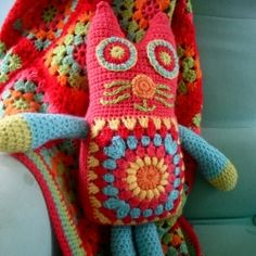 If you love crocheted toys as much as I do then you'll love all the free crochet toy patterns I have gathered in this article.    Crocheted toys...